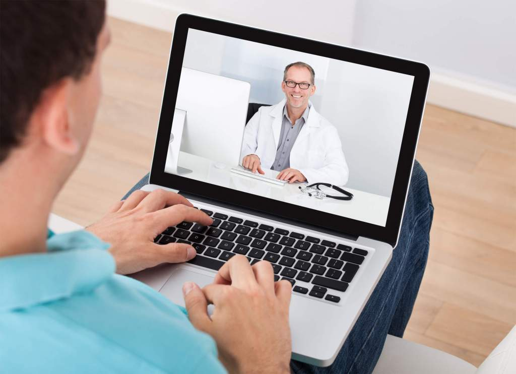 telemedicine consulting websites
